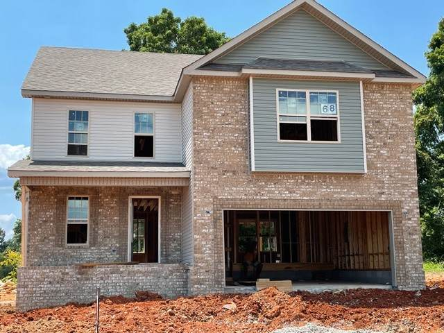 1276 Bailywick Dr., Clarksville, TN 37042 (MLS #RTC2268188) :: The Helton Real Estate Group