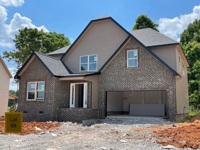 1272 Bailywick Dr., Clarksville, TN 37042 (MLS #RTC2268192) :: The Helton Real Estate Group