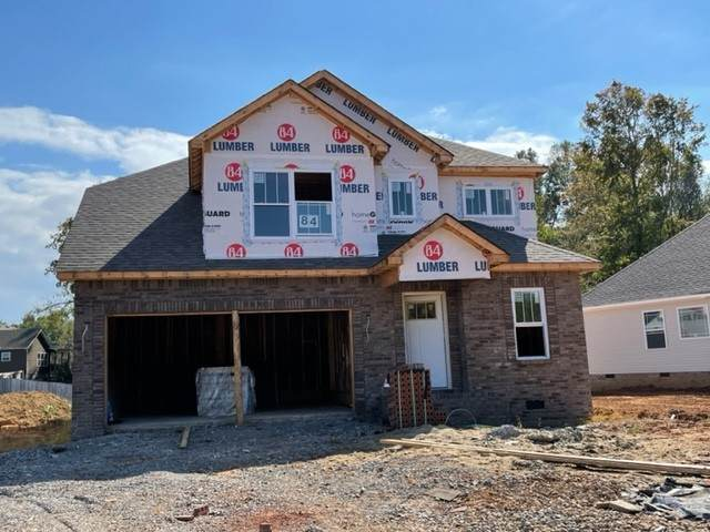 537 Macy Lynn Dr., Clarksville, TN 37042 (MLS #RTC2293856) :: The Home Network by Ashley Griffith