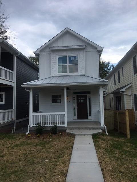 5309 B Tennessee Ave, Nashville, TN 37209 (MLS #1853098) :: The Milam Group at Fridrich & Clark Realty