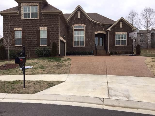 115 Ascot Ct, Gallatin, TN 37066 (MLS #RTC2096089) :: RE/MAX Homes And Estates