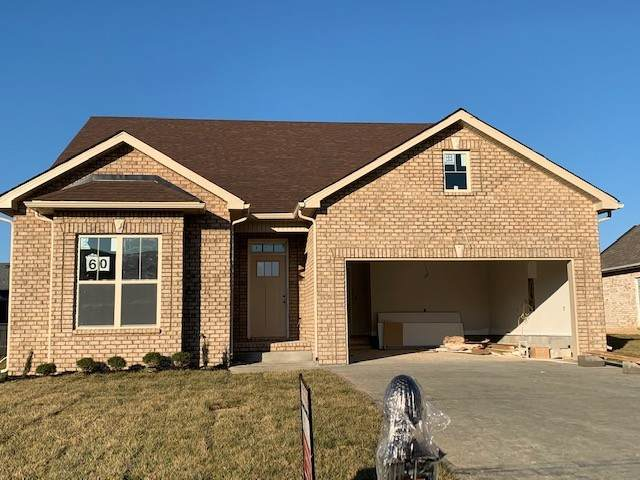 60 Hereford Farms, Clarksville, TN 37043 (MLS #RTC2218525) :: Trevor W. Mitchell Real Estate