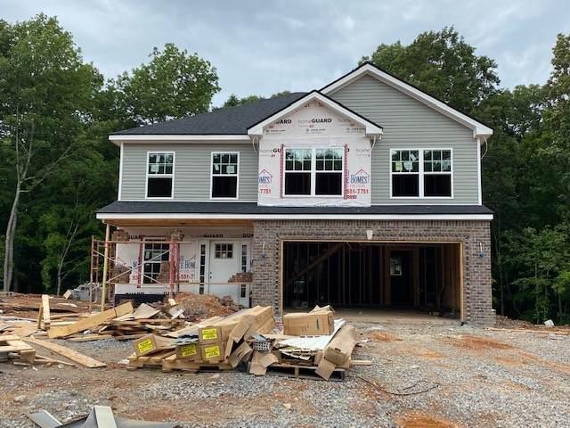 173 Glenstone, Clarksville, TN 37043 (MLS #RTC2250485) :: Nashville Roots
