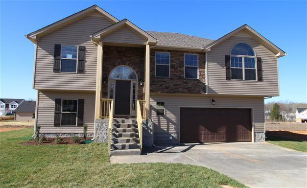 317 Liberty Park, Clarksville, TN 37042 (MLS #1924307) :: Berkshire Hathaway HomeServices Woodmont Realty