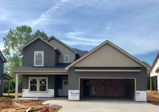 68 Reserve At Sango Mills, Clarksville, TN 37043 (MLS #2020678) :: Hannah Price Team