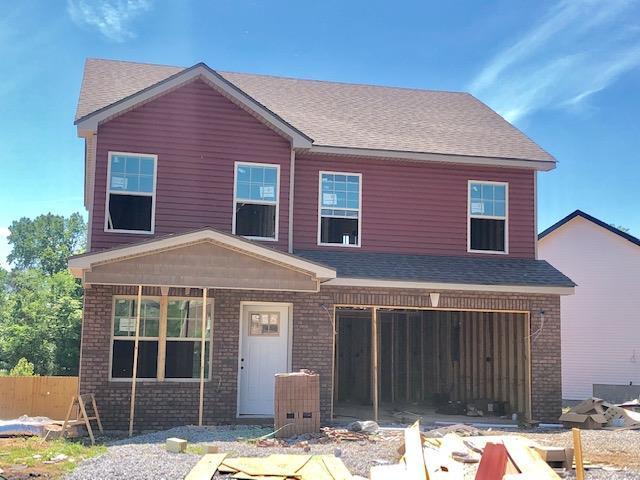 5 Bell Chase, Clarksville, TN 37040 (MLS #RTC2028655) :: John Jones Real Estate LLC