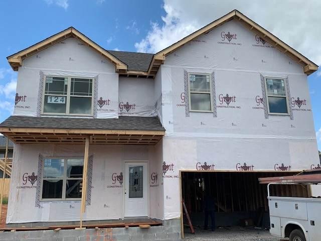 124 Locust Run, Clarksville, TN 37043 (MLS #RTC2126631) :: Stormberg Real Estate Group