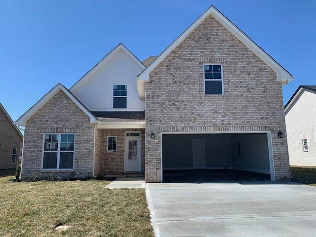 59 Hereford Farms, Clarksville, TN 37043 (MLS #RTC2218527) :: Randi Wilson with Clarksville.com Realty