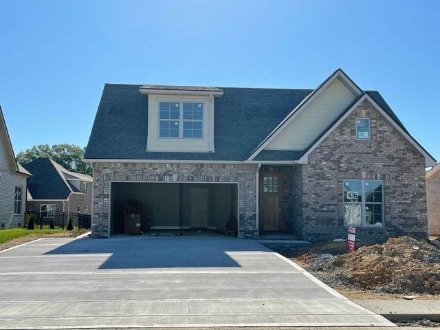 1425 Hereford Blvd, Clarksville, TN 37043 (MLS #RTC2234790) :: FYKES Realty Group