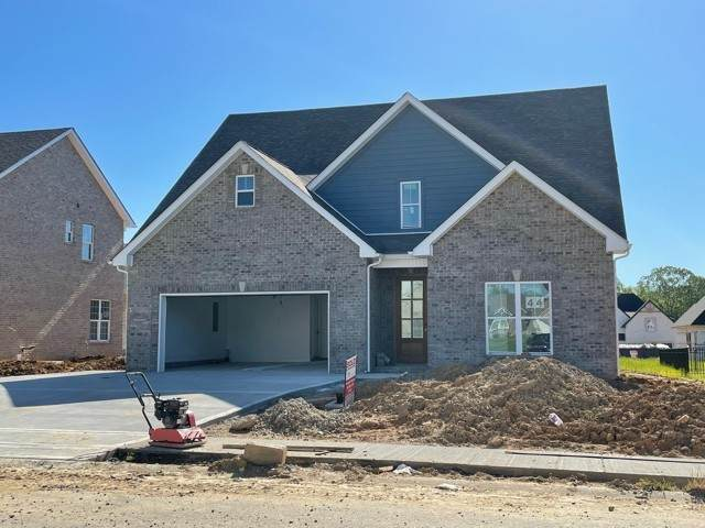 1433 Hereford Blvd, Clarksville, TN 37043 (MLS #RTC2238632) :: FYKES Realty Group