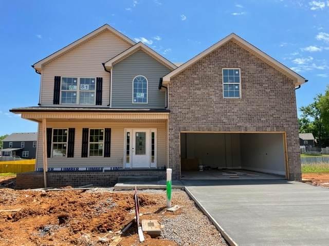 525 Macy Lynn Drive, Clarksville, TN 37042 (MLS #RTC2239171) :: Team George Weeks Real Estate