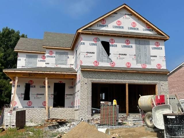 1268 Bailywick Drive, Clarksville, TN 37042 (MLS #RTC2259884) :: Oak Street Group
