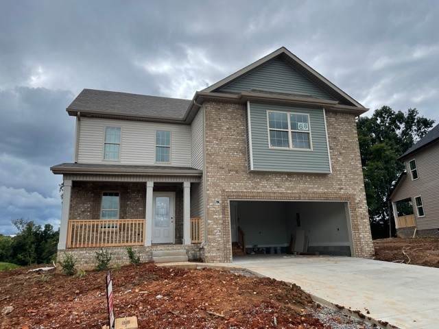 1276 Bailywick Dr., Clarksville, TN 37042 (MLS #RTC2268188) :: Cory Real Estate Services