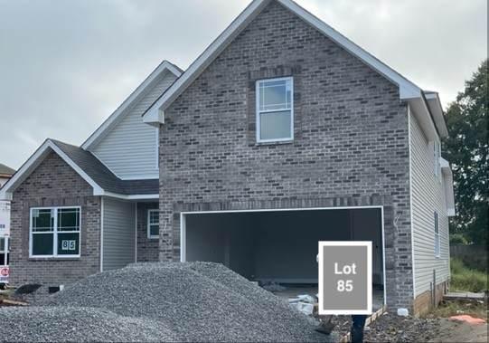 541 Macy Lynn Dr., Clarksville, TN 37042 (MLS #RTC2289674) :: Movement Property Group