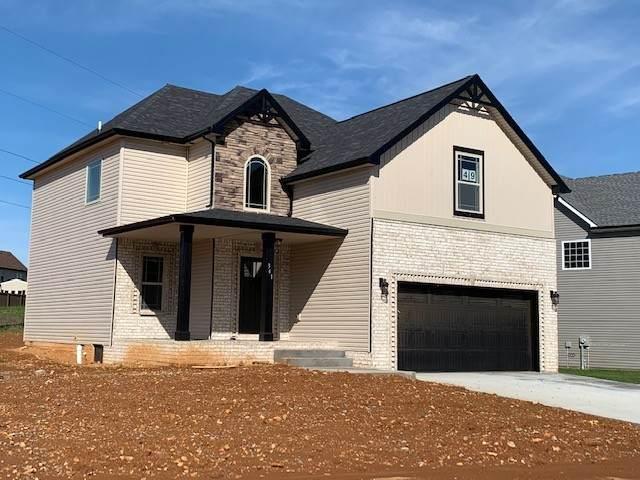 341 Rye Dr., Clarksville, TN 37043 (MLS #RTC2128085) :: Benchmark Realty