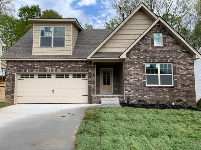 1183 Elizabeth Lane - Lot 27, Clarksville, TN 37042 (MLS #RTC2129239) :: Nashville on the Move