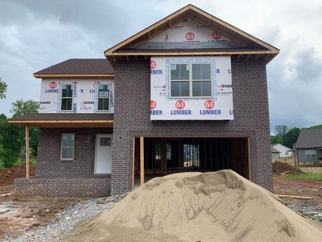 1167 Elizabeth Lane - Lot 31, Clarksville, TN 37042 (MLS #RTC2137063) :: Nashville on the Move