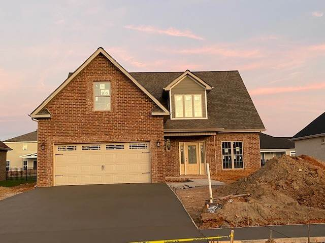 96 Hereford Farms, Clarksville, TN 37043 (MLS #RTC2189881) :: CityLiving Group