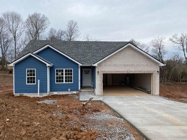 172 Spring Creek, Clarksville, TN 37040 (MLS #RTC2212664) :: Berkshire Hathaway HomeServices Woodmont Realty