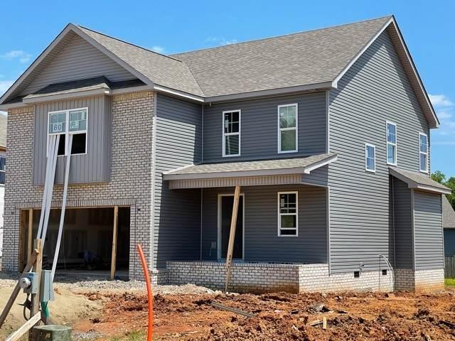 521 Macy Lynn Drive, Clarksville, TN 37042 (MLS #RTC2239172) :: Team George Weeks Real Estate