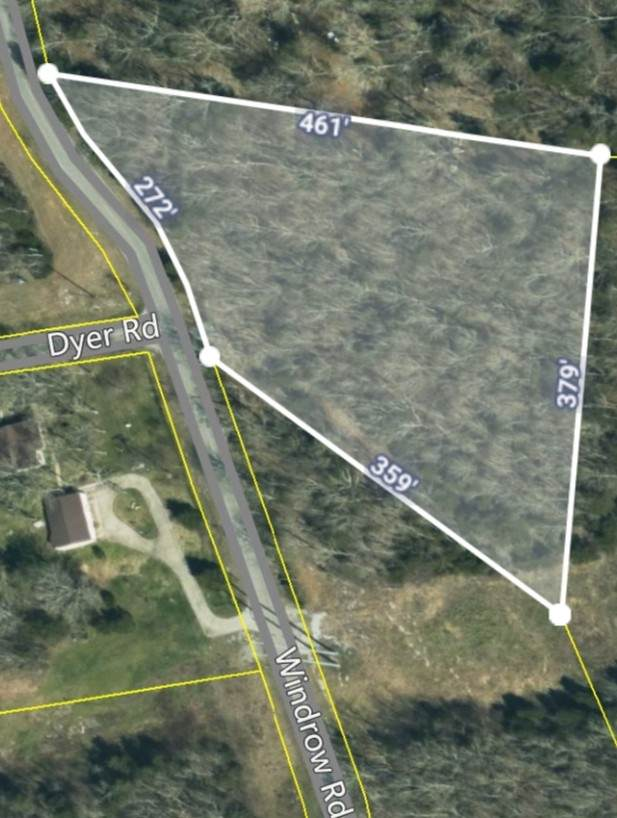 0 S Windrow Rd, Rockvale, TN 37153 (MLS #RTC2243046) :: John Jones Real Estate LLC