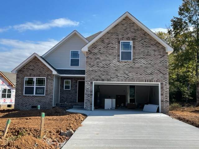 541 Macy Lynn Dr., Clarksville, TN 37042 (MLS #RTC2289674) :: The Home Network by Ashley Griffith
