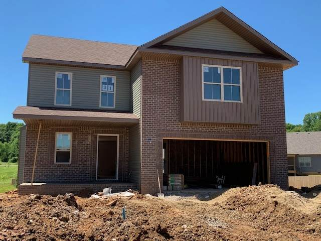 1167 Elizabeth Lane - Lot 31, Clarksville, TN 37042 (MLS #RTC2137063) :: Oak Street Group