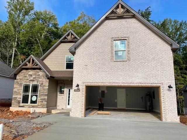 9 Glenstone Village, Clarksville, TN 37043 (MLS #RTC2235854) :: The Kelton Group
