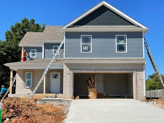 1268 Bailywick Drive, Clarksville, TN 37042 (MLS #RTC2259884) :: The Miles Team | Compass Tennesee, LLC