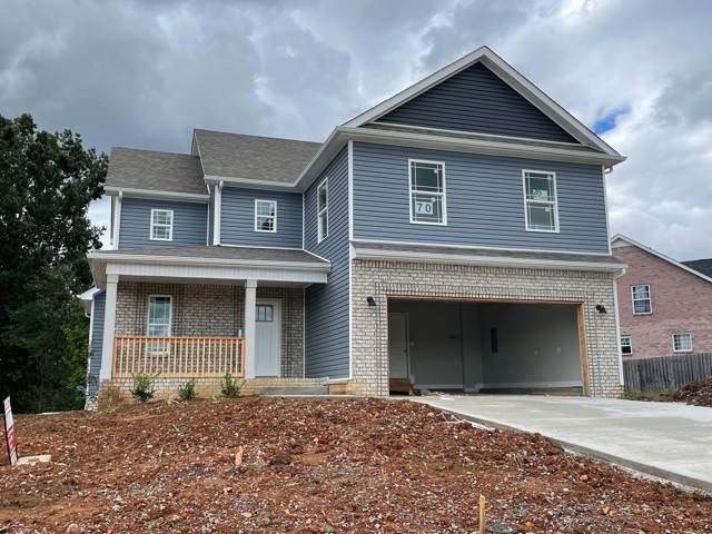 1268 Bailywick Drive, Clarksville, TN 37042 (MLS #RTC2259884) :: Cory Real Estate Services