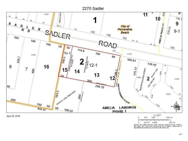 2270 Sadler Road, Fernandina Beach, FL 32034 (MLS #69328) :: Berkshire Hathaway HomeServices Chaplin Williams Realty