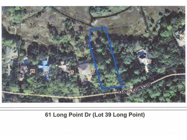 Lot 39 Long Point Drive, Amelia Island, FL 32034 (MLS #74450) :: Berkshire Hathaway HomeServices Chaplin Williams Realty