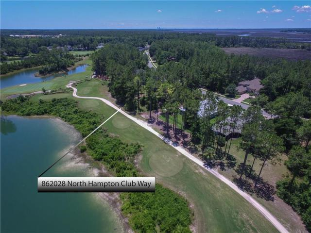 86028 North Hampton Club Way, Fernandina Beach, FL 32034 (MLS #76047) :: Berkshire Hathaway HomeServices Chaplin Williams Realty