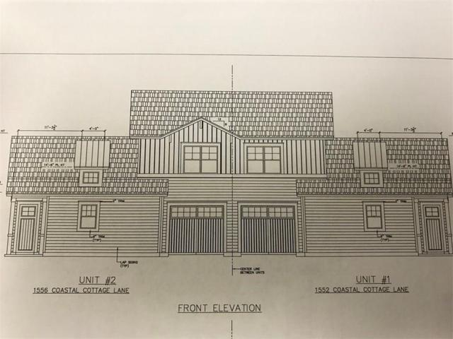 1552 Coastal Cottage Lane, Amelia Island, FL 32034 (MLS #76458) :: Berkshire Hathaway HomeServices Chaplin Williams Realty