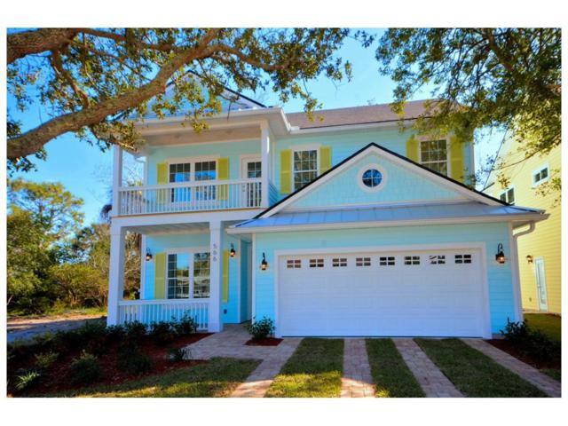 274 Sargasso Street, Amelia Island, FL 32034 (MLS #76470) :: Berkshire Hathaway HomeServices Chaplin Williams Realty