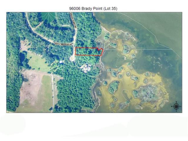 96006 Brady Point Road, Fernandina Beach, FL 32034 (MLS #76553) :: Berkshire Hathaway HomeServices Chaplin Williams Realty