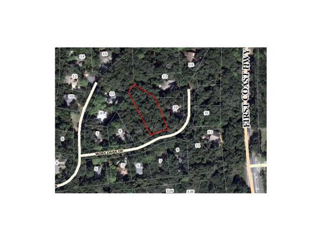 Lot 19 Moss Oaks Drive, Fernandina Beach, FL 32034 (MLS #76556) :: Berkshire Hathaway HomeServices Chaplin Williams Realty