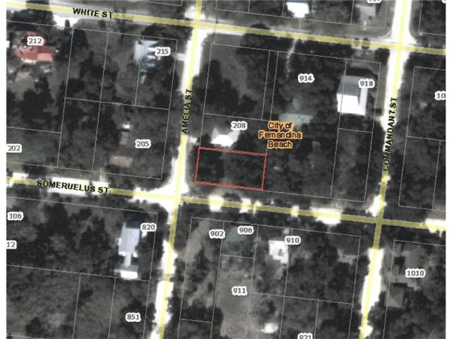 LOT 14 Someruelus Street, Fernandina Beach, FL 32034 (MLS #76567) :: Berkshire Hathaway HomeServices Chaplin Williams Realty