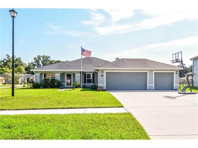 76547 Timbercreek Boulevard, Yulee, FL 32097 (MLS #76584) :: Berkshire Hathaway HomeServices Chaplin Williams Realty