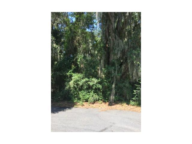 LOT 33 Hidden Marsh Lane, Fernandina Beach, FL 32034 (MLS #76625) :: Berkshire Hathaway HomeServices Chaplin Williams Realty
