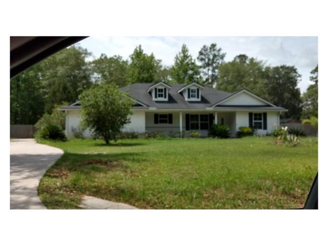 37267 Ingham Road, Hilliard, FL 32046 (MLS #76766) :: Berkshire Hathaway HomeServices Chaplin Williams Realty