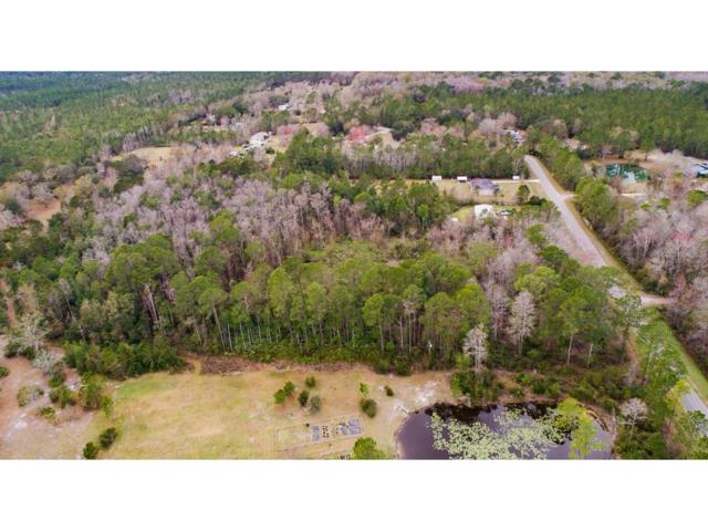 Lark Road, Yulee, FL 32097 (MLS #76771) :: Berkshire Hathaway HomeServices Chaplin Williams Realty