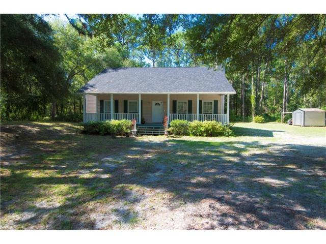 96242 Lang Road, Yulee, FL 30997 (MLS #76789) :: Berkshire Hathaway HomeServices Chaplin Williams Realty
