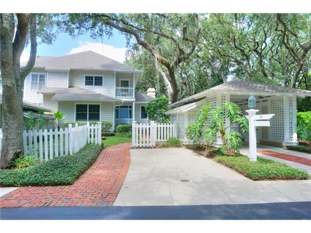 51 Little Dunes, Amelia Island, FL 32034 (MLS #76958) :: Berkshire Hathaway HomeServices Chaplin Williams Realty