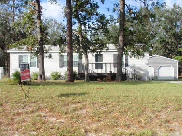 97063 Glen St., Yulee, FL 32097 (MLS #77068) :: Berkshire Hathaway HomeServices Chaplin Williams Realty