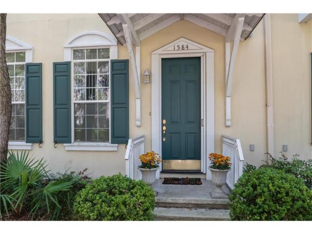 1584 Park Lane, Fernandina Beach, FL 32034 (MLS #77320) :: Berkshire Hathaway HomeServices Chaplin Williams Realty