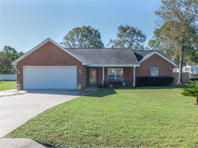 27077 Pond Drive, Hilliard, FL 32046 (MLS #77344) :: Berkshire Hathaway HomeServices Chaplin Williams Realty
