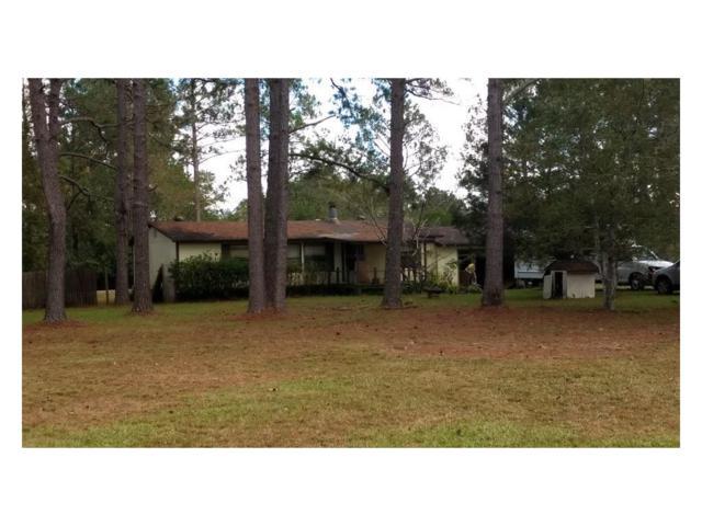54406 Dornbush Road, Callahan, FL 32011 (MLS #78516) :: Berkshire Hathaway HomeServices Chaplin Williams Realty