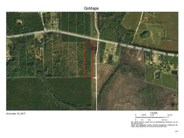 10 Acres River Road, Hilliard, FL 32046 (MLS #78573) :: Berkshire Hathaway HomeServices Chaplin Williams Realty
