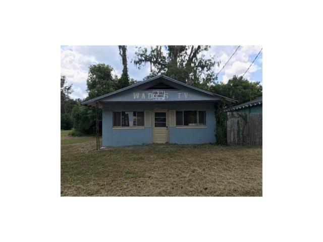 551675 Us Hwy 1, Hilliard, FL 32046 (MLS #78734) :: Berkshire Hathaway HomeServices Chaplin Williams Realty